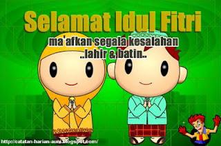 Selamat Idul Fitri 2012