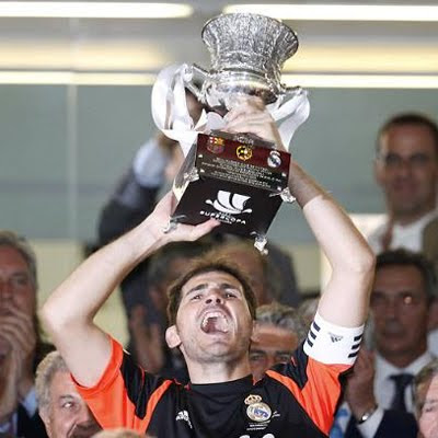 Real Madrid Supercopa 2012