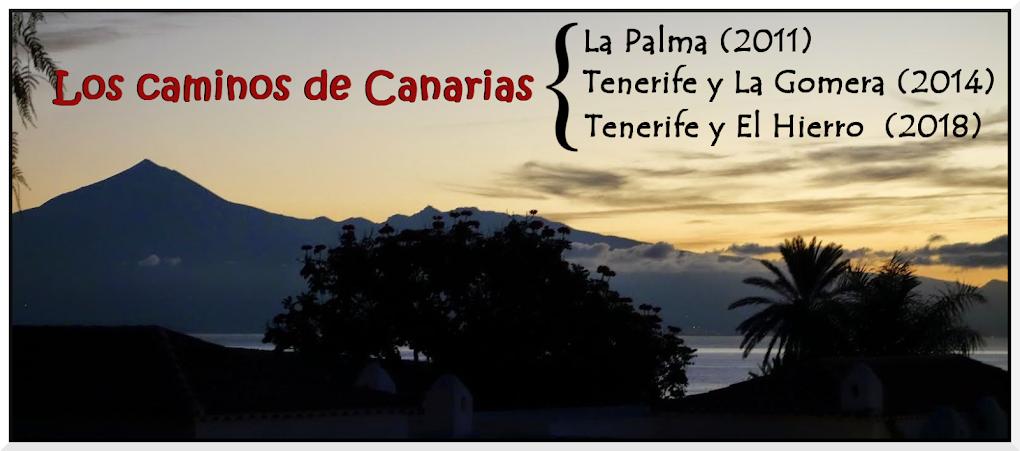 Los caminos de ,,,Canarias