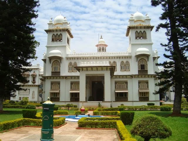 Karanji Mansion of Mysore