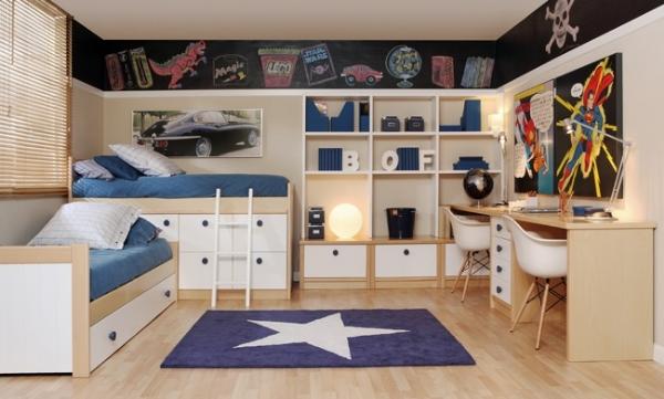 Publicado por xikara muebles en 23 33 - Dormitorios infantiles para dos ...