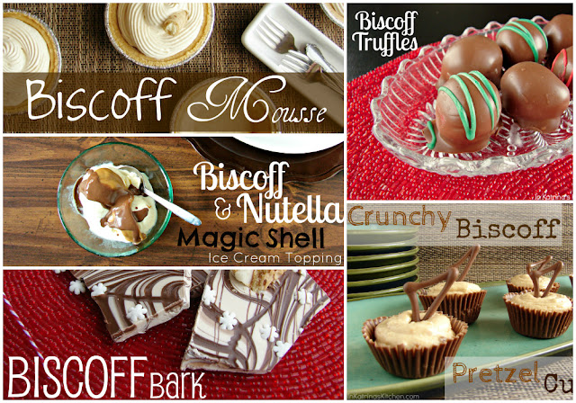 Recipes using Biscoff Spread inkatrinaskitchen.com