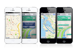 apple maps,kelebihan apple maps,apple maps vs google maps,google maps,navigasi peta