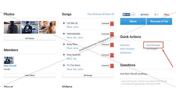 Tips Dan Trick Cara Dalam Menaikan Chart Reverbnation