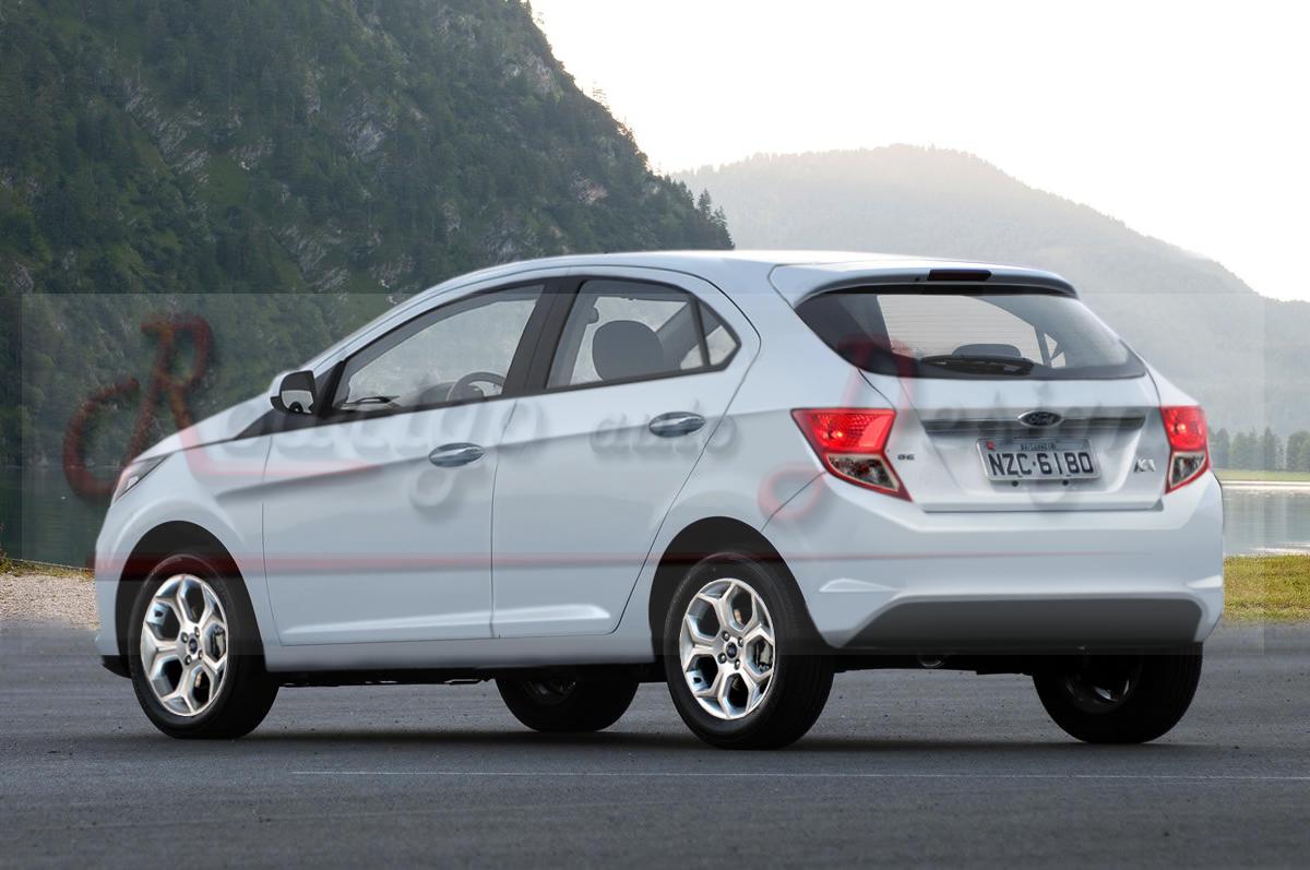 Novo Ford Ka 2014 ( Atualizado )