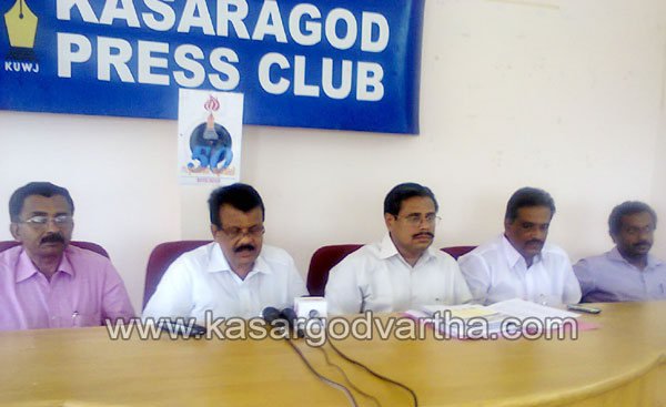 Press meet, Inauguration, MLA, N.A.Nellikunnu, Kasaragod, Kerala, Kerala News, International News, National News.