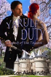 Yarulf's Duty (The Legend of the Tauma)