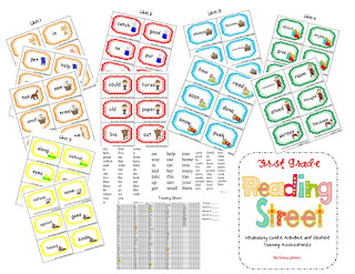First Grade Reading Street Reading Street First Grade Spelling And