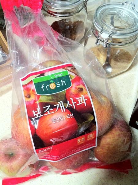 korean apples seoul