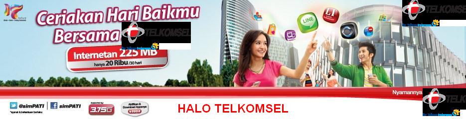 KARTU HALO TELKOMSEL