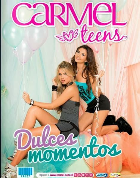 catalogo carmel campaña 3 2014 teens