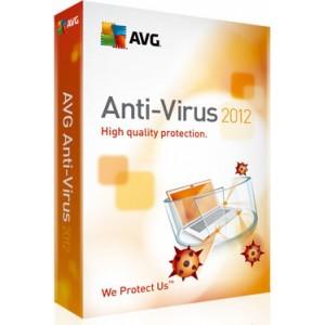 ��� ����� �� ������ ������� �� ��������� AVG Antivirus 2012
