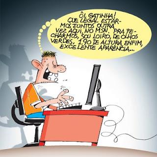 Os perigos do mal uso das redes sociais