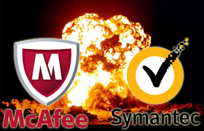 Hacker 'Armageddon' Forces Symantec, McAfee to Seek Fixes.