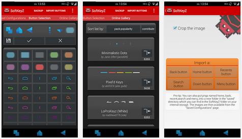 Cara Merubah Tombol Navbar Softkey Dengan Aplikasi