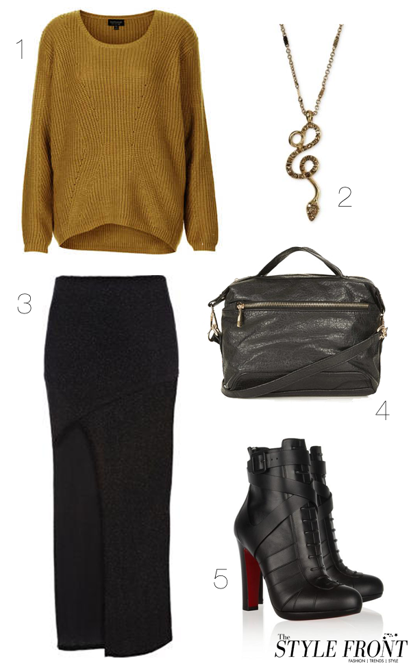 Outfit Inspiration: What to wear to Thanksgiving Dinner