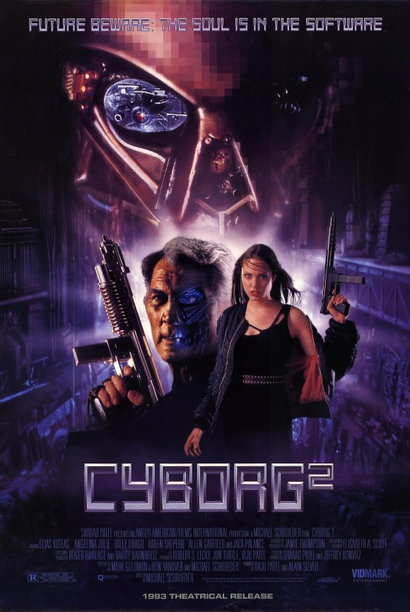 scifi 100 movie 38 cyborg 2