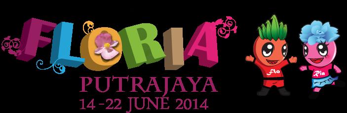 Festival Bunga dan Taman Putrajaya 2014 - FLORIA Putrajaya 2014