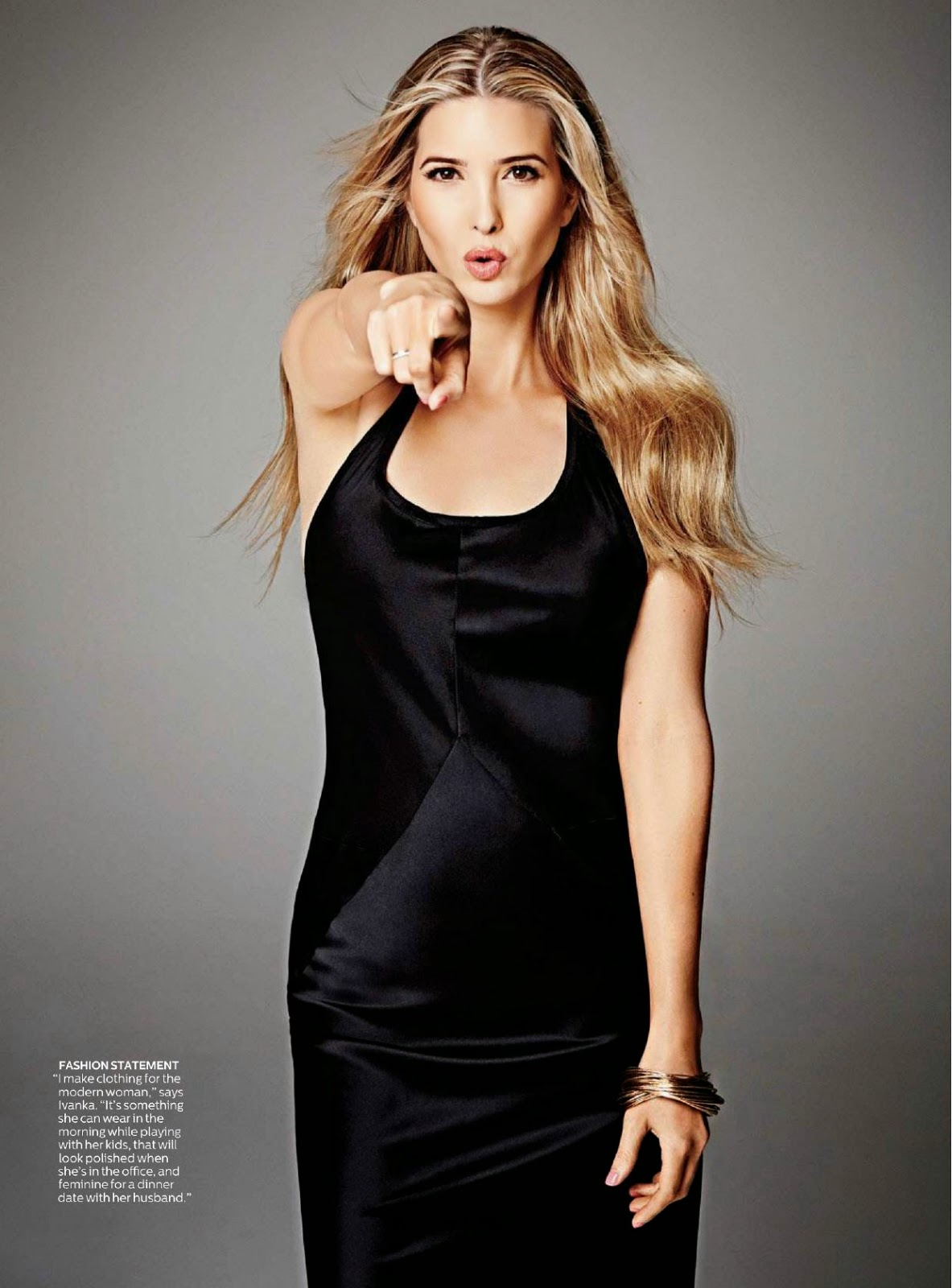Barron Trump 2014 >> Magazines - The Charmer Pages : Ivanka Trump For Shape Magazine, US, May 2014