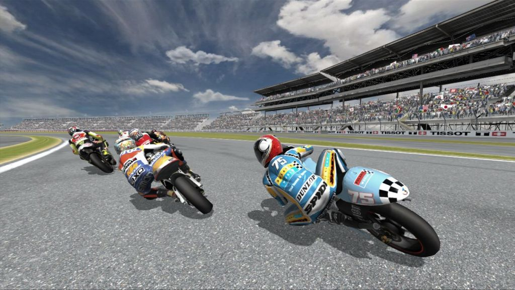 Game Balap Motor MotoGP 3 Ultimate Racing Technology