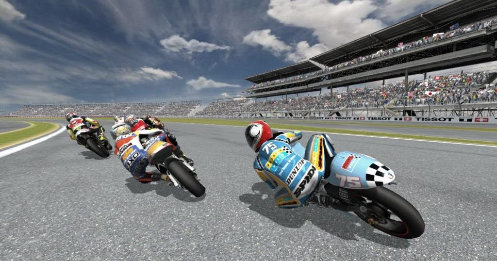 Game balap motor motogp 3 ultimate racing technology for Play motor racing games