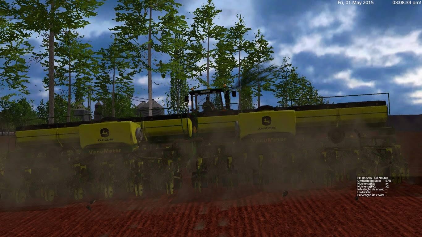 Mods Farming Simulator Plantadeira John Deere 2130 V11