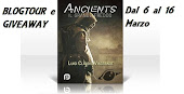 Blogtour+ giveaway: Ancients