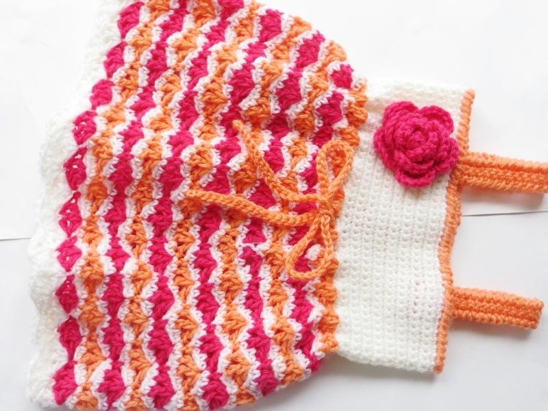 Crochet Patterns Newborn : Crochet Dreamz: Olivia Dress, Crochet Pattern for Baby Dress, Newborn ...