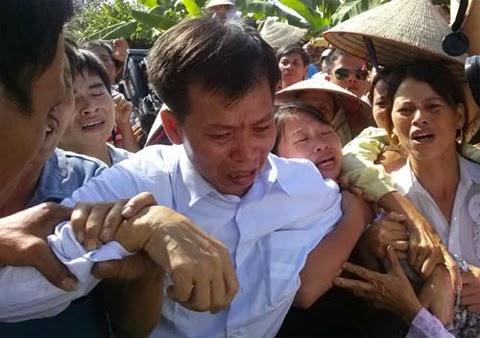 Ông Nguyễn Thanh Chấn được công nhận vô tội