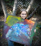 My oldest artist, Chloe