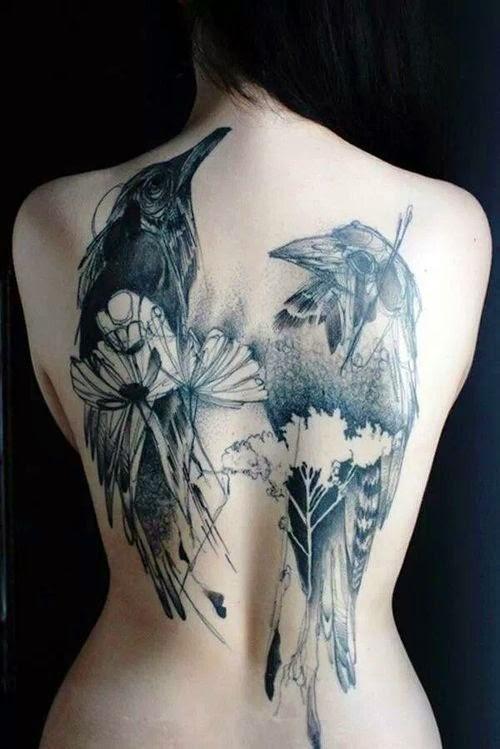 frankie savage raven tattoo designs. Black Bedroom Furniture Sets. Home Design Ideas