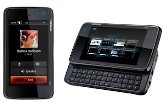 Nokia C6 Slider 3G phone
