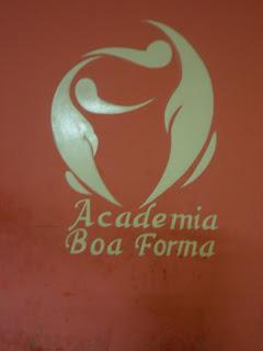ACADEMIA BOA FORMA