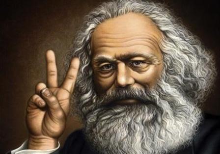 Jangan Mau Kalah dari Karl Marx