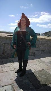 Woman Pirate