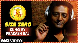 Size Zero Video Teaser Sung By Prakash Raj __ Size Zero __ Arya, Anushka Shetty
