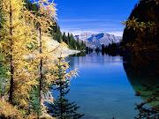 Banff National Park 2. (banff national park canada lake agnes)