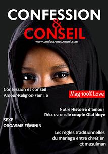 Mag Confession et Conseil