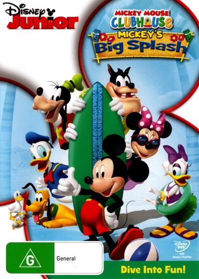 Mickey Mouse Clubhouse Beach Judul Mickey Mouse Clubhouse