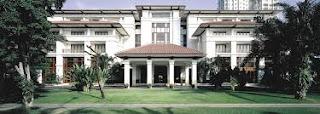 The Dharmawangsa Hotel Jakarta Indonesia