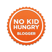 Team No Kid Hungry Blogger
