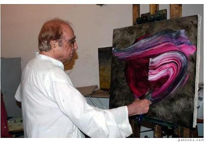 Ismail Gulgee | Pakistani Artist
