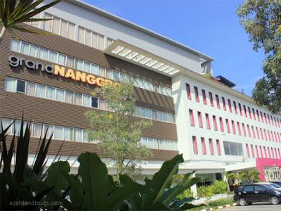 Grand Nanggroe Hotel Sewa Mobil Aceh