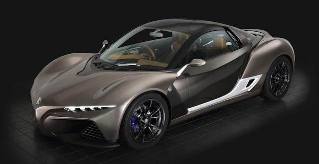 YAMAHAが生み出した軽量スポーツカー「SPORTS RIDE CONCEPT」
