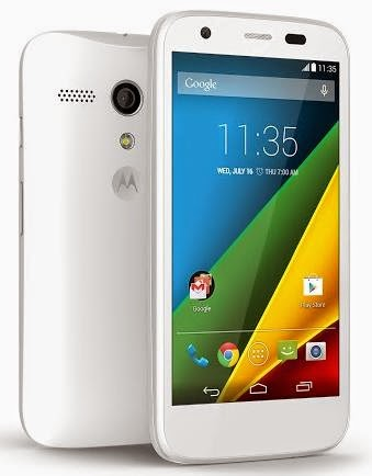 Motorola Announced Moto G LTE, 4.5-inch HD Quad Core Snapdragon 400