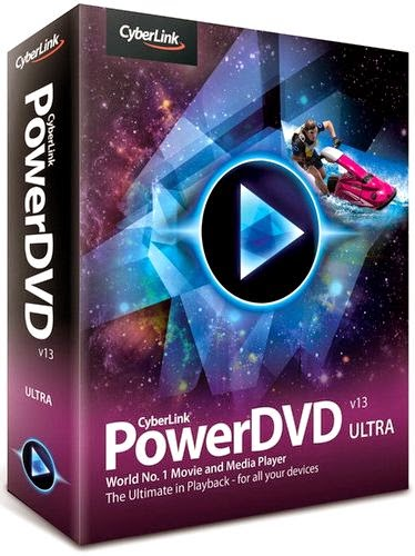 CyberLink PowerDVD 13.0.3919.58 Ultra – Español Multilenguaje