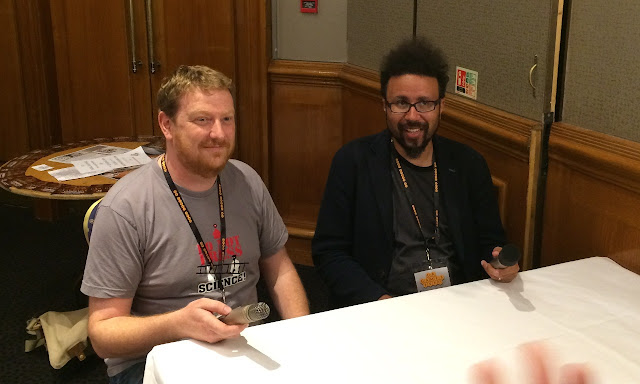 Eric Lang at the UK Games Expo
