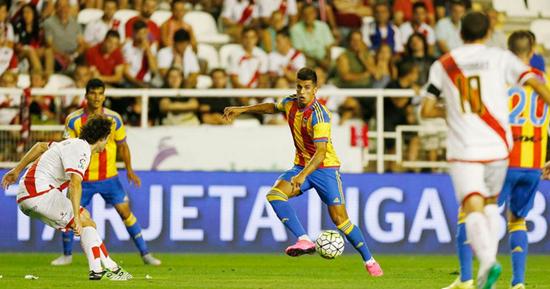 Rayo Vallecano 0 x 0 Valencia - Campeonato Espanhol(La Liga) 2015/16