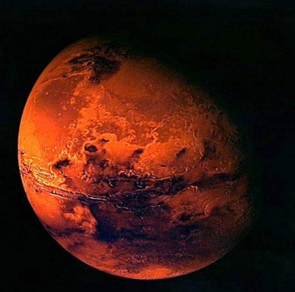 Fakta Unik Planet Mars dan Penjelasannya