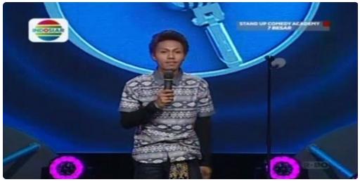 Komika yang Gantung Mik Tgl 09 November 2015 Stand Up Comedy Academy